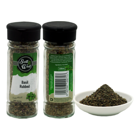 herbs-basil-rubbed